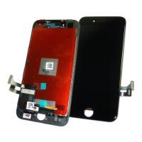 Дисплей iPhone 8 с сенсором и рамкой, черный (копия AA)