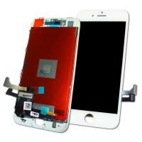 Дисплей iPhone 8 с сенсором и рамкой, белый (копия AA)
