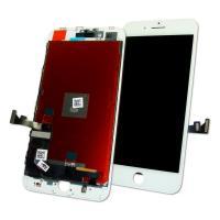 Дисплей iPhone 8 Plus с сенсором и рамкой, белый (копия AA)