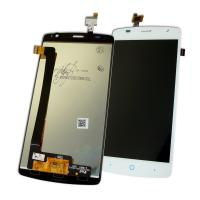 Дисплей ZTE Blade L5 Plus с сенсором, белый (оригинал Китай)
