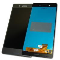 Дисплей Sony F5121 F5122 Xperia X F8131 F8132 Xperia X Performance с сенсором, серый (оригинальные комплектующие)