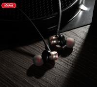 Bluetooth наушники XO BS5 Sports Magnetic золотистые