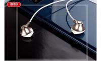 Наушники XO S23 In-Ear with Mic золотистые