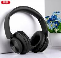 Bluetooth наушники XO B24 On-Ear CD design черные