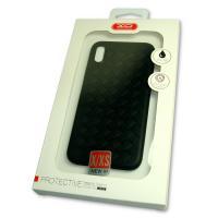 Защитный чехол XO BV Knitting для iPhone X / XS черный
