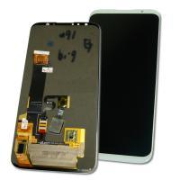 Дисплей Meizu 16th с сенсором, белый (оригинальная матрица)