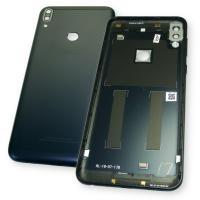 Задняя крышка, корпус Asus Zenfone Max Pro M1 ZB602KL черная (оригинал Китай)