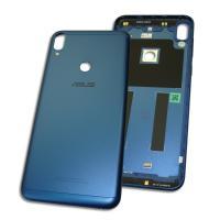 Задняя крышка, корпус Asus Zenfone Max Pro M1 ZB602KL синяя (оригинал Китай)