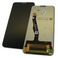 Дисплей Huawei Honor 8X с сенсором, черный (оригинальные комплектующие)