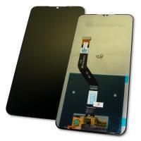 Дисплей Meizu Note 9 / M9 Note / M923 с сенсором, черный (оригинальные комплектующие)