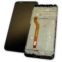 Дисплей Asus ZenFone Max Pro M1 ZB601KL / ZB602KL с сенсором и рамкой, черный (копия ААА)