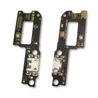 Разъем зарядки Xiaomi Mi A2 Lite Redmi 6 Pro на плате с микрофоном и компонентами (копия AAA)