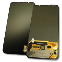 Дисплей Meizu 16s с сенсором, черный (оригинал Китай)