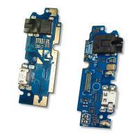 Разъем зарядки Asus ZenFone Max Plus M1 ZB602KL на плате + разъем под наушники и микрофон (оригинальные комплектующие)