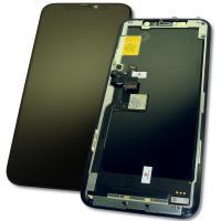 Дисплей iPhone 11 Pro с сенсором и рамкой, черный (оригинал)
