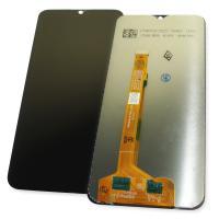 Дисплей Vivo Y17 / Y15 / Y12 / Y11 / U3X с сенсором, черный (оригинальные комплектующие)