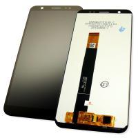 Дисплей Asus ZenFone Max M1 ZB555KL с сенсором, черный (оригинальные комплектующие)