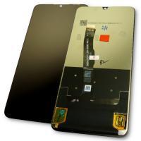 Дисплей Huawei P30 Lite с сенсором, черный (оригинал Китай)