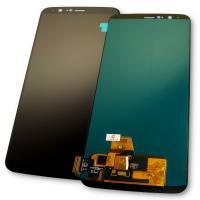 Дисплей OnePlus 5T A5010 OLED с сенсором, черный (копия AAA)