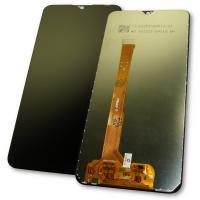 Дисплей Vivo Y91c / Y93 Lite / Y95 / Y1S с сенсором, черный (оригинальные комплектующие)