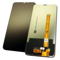 Дисплей Realme 3 с сенсором, черный (оригинальные комплектующие)