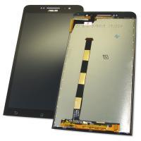 Дисплей Asus ZenFone 6 A600CG с сенсором, черный (копия АА)