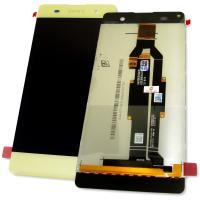 Дисплей Sony F3111 F3113 F3115 F3112 F3116 Xperia XA с сенсором, золотистый (оригинал Китай)