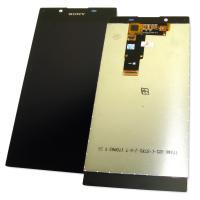 Дисплей Sony G3311 G3312 G3313 Xperia L1 с сенсором, черный (оригинальные комплектующие)
