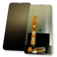 Дисплей Realme 5 / 5i с сенсором, черный (оригинал Китай)