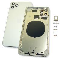 Корпус iPhone 11 Pro Max белый (полный комплект)