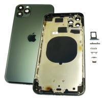 Корпус iPhone 11 Pro Max черный (полный комплект)