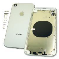 Корпус iPhone XR белый (полный комплект)