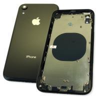 Корпус iPhone XR черный (полный комплект)