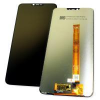 Дисплей Oppo A3s / A5 2018 / AX5 с сенсором, черный (копия ААА)