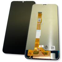 Дисплей Vivo Y19 U3 Y5S Z5i с сенсором, черный (оригинальные комплектующие)