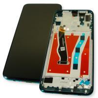 Дисплей Huawei P Smart Z с сенсором и рамкой зелёного цвета (оригинал Китай)