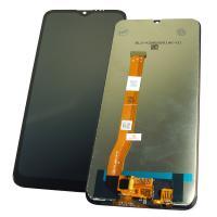 Дисплей Realme C2 / Oppo A1K с сенсором, черный (копия ААА)