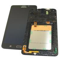 """Дисплей Samsung T285 Galaxy Tab A 7.0"""" с сенсором и рамкой, черный GH97-18756A (оригинал 100%)"""
