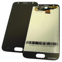Дисплей Samsung J330F J330G Galaxy J3 2017 с сенсором, черный GH96-10969A (оригинал 100%)