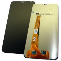 Дисплей Vivo Y91c / Y93 Lite / Y95 / Y1S с сенсором, черный (копия ААА)
