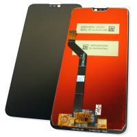 Дисплей Asus ZenFone Max Pro M2 ZB631KL с сенсором, черный (оригинальная матрица)