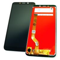 Дисплей Meizu C9 / C9 Pro с сенсором, черный (копия ААА)