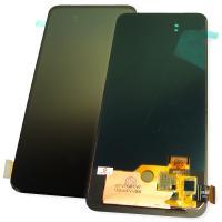 Дисплей Oppo Reno2 Z / Reno2 F / K3 OLED с сенсором, черный (копия ААА)