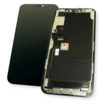 Дисплей iPhone 11 Pro с сенсором и рамкой, черный (оригинал 100%)
