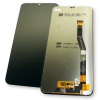 Дисплей Samsung M205F M205G Galaxy M20 с сенсором, черный (оригинальная матрица)