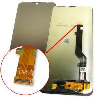 Дисплей ZTE Blade 20 Smart V1050 с сенсором, черный (оригинал Китай)