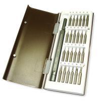 Набор отверток BA-3338 (24 биты из стали S2 + ручка из алюминиевого сплава)