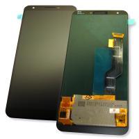 Дисплей Google Pixel 3a XL с сенсором, черный (оригинальные комплектующие)