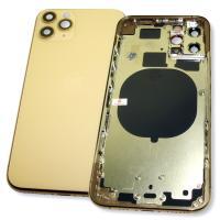 Корпус iPhone 11 Pro золотистый (полный комплект)