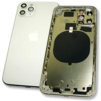 Корпус iPhone 11 Pro белый (полный комплект)